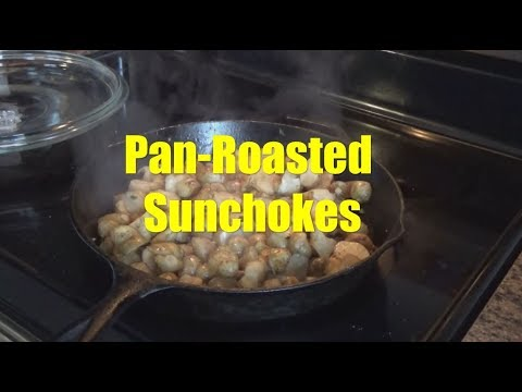 How to Clean, Prepare and Cook Sunchokes