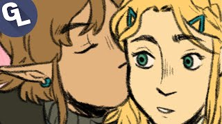 Link and Zelda Finally Get Together?