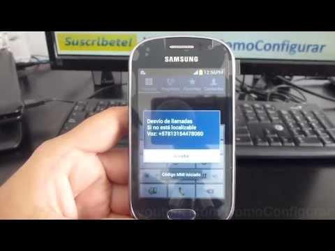 como saber numero de sim card movistar en Samsung Galaxy Fame español Full HD