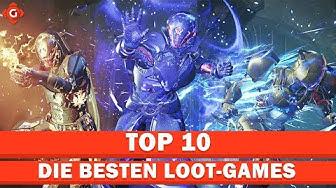 Die besten Loot-Games | Top 10
