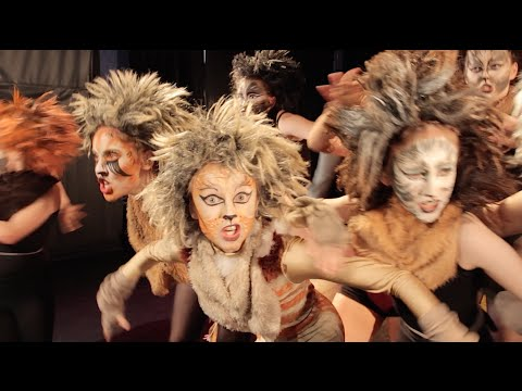 """Jellicle Cats"" (Cats) COVER by Spirit Young Performers Company"