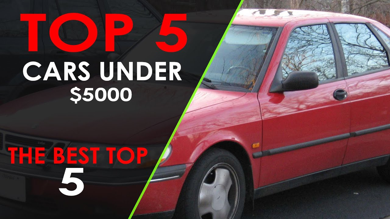 BEST TOP Top Cars Under YouTube - Cool cars 5000