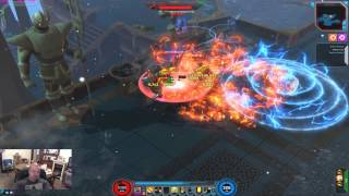 "Marvel Heroes patch 2015 1.79 Ghost Rider ""Judge, Jury, Executioner"" cosmic Kurse run."