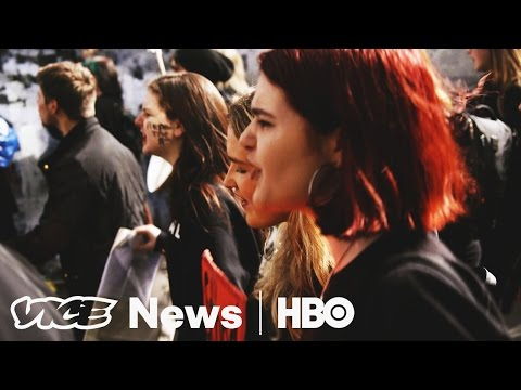 Ireland Abortions & Refugees in Turkey: VICE News Tonight Fu