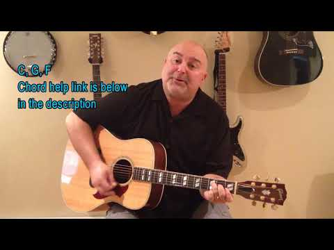 How to Play Check it Out - John Mellencamp (cover) - Easy 3 Chord Tune