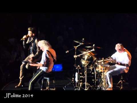 Love Kills (partial) - Queen + Adam Lambert - LA Forum, 7/3/2014