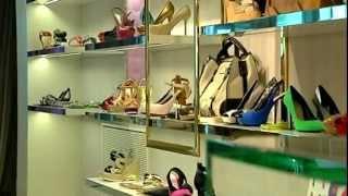 Mandy Capristo - Die Schuhtrends 2012 (High Heels) [ATV.at]