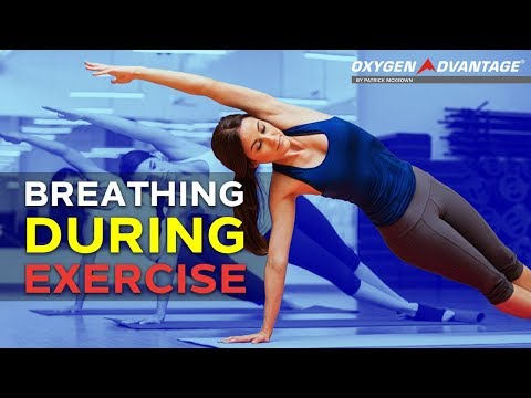 Workload And Breathing During Exercise