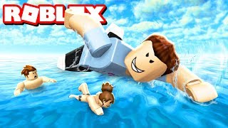 SWIMMING SIMULATOR! - Roblox Adventures