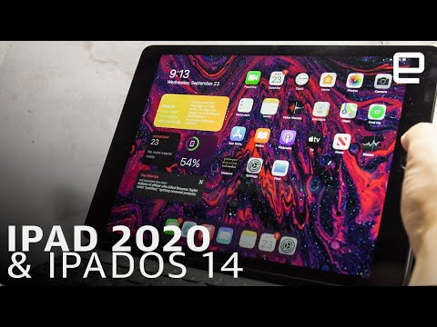 Apple iPad (2020) & iPadOS 14 review: Faster, smarter, better