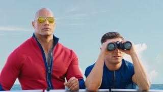 BAYWATCH Con Dwayne Johnson E Zac Efron - Trailer Italiano Ufficiale (red Band)