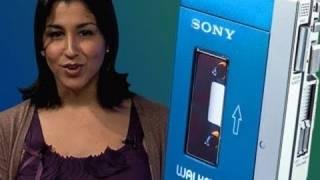 Walkman History - Discontinued Cassette Walkman! - SGNL By Sony