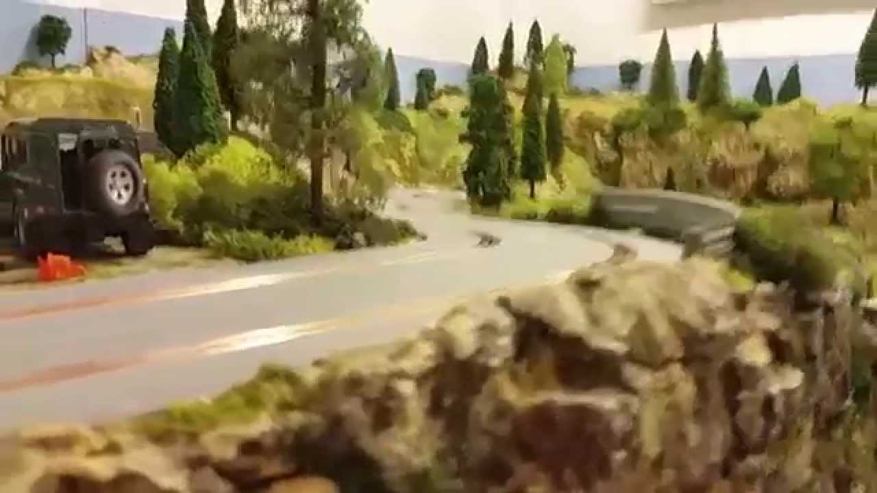 Rally Car Wallpaper Snow Rally Slot Car Scalextric Track Layout Youtube
