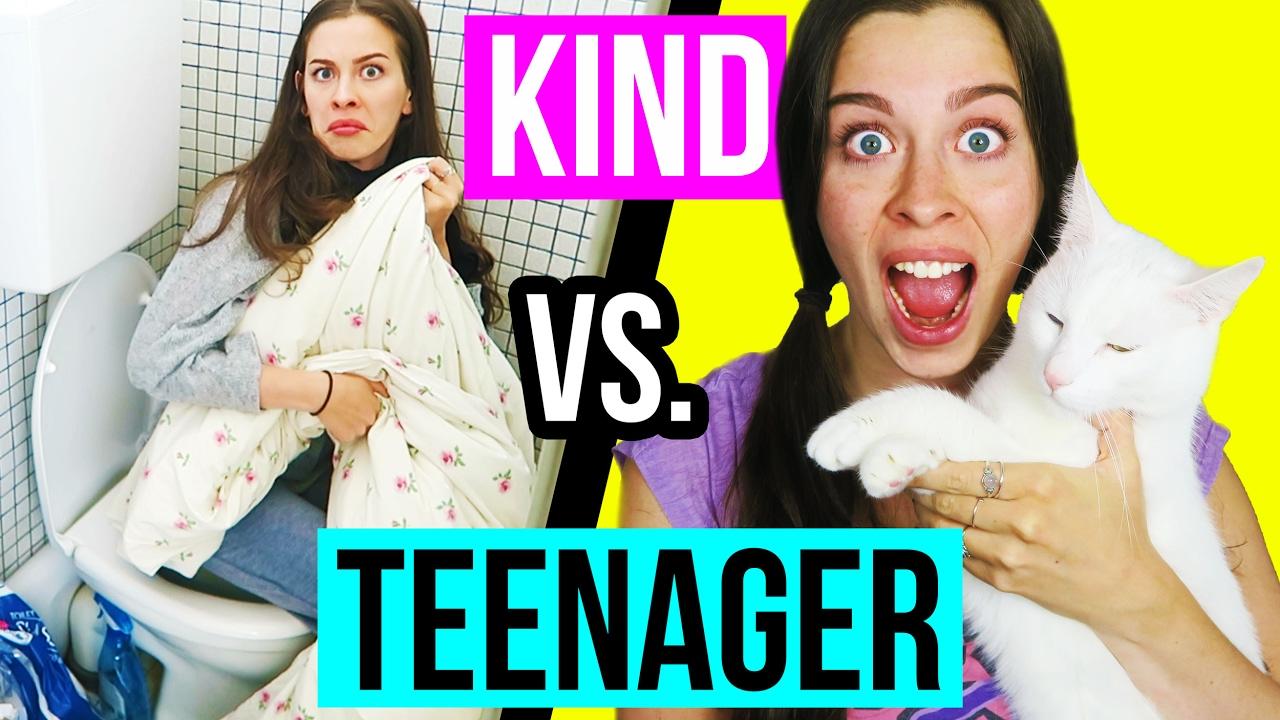 Teenager youtube