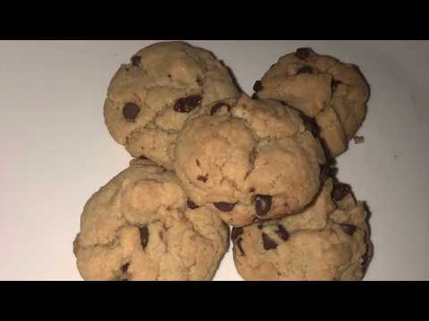 How To Make The Best Vegan Chocolate Chip Cookies Recipe/vegan desserts/kid-friendly