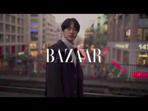 HARPER'S BAZAAR - Yang Sejong in Berlin