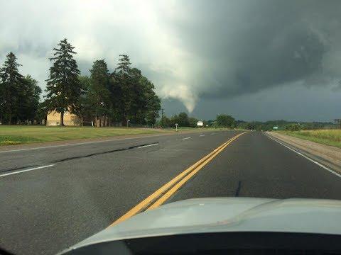 Lucan, Ontario Tornado Footage