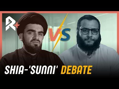 "SHIA-""SUNNI"" DEBATE: Sayed Ali Al-Shobayri vs. Mohammed Hijab [UNCUT]"