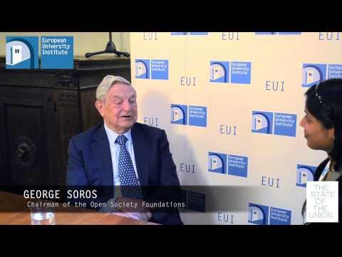 SOU2014 interviews - George Soros