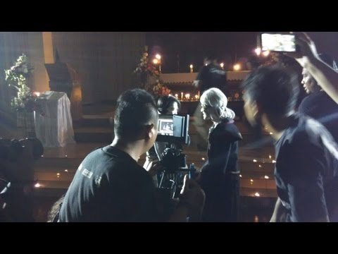 Erix Soekamti - Behind The Scene VIERRATALE - FAITH