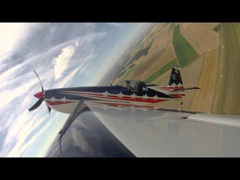 France 3 Picardie - Avion de voltige