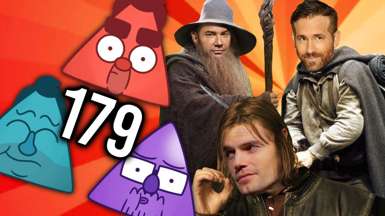Triforce! #179 - Zack Snyder's Lord of the Rings
