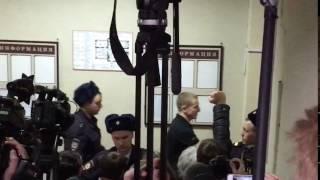 27 марта 2016 года. Суд по делу полицейских ОВД Заречного