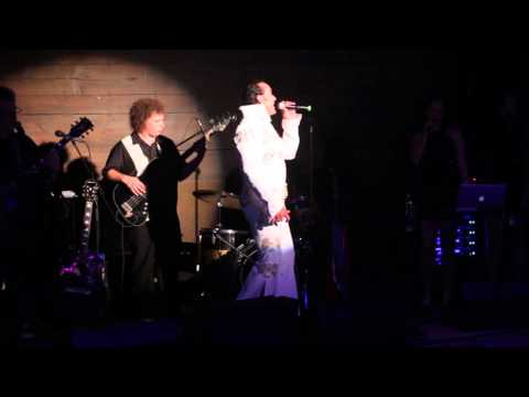 Ron Adams - Shadow of the King - Live Performance Medley