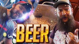 Homemade Beer: The Journey Begins