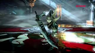Castlevania Lords of Shadow 2 gameplay Gamescom 2013