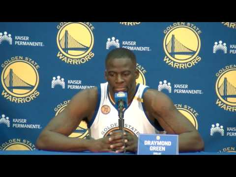 Draymond Green: Warriors-Cavs has all the makings of a rivalry
