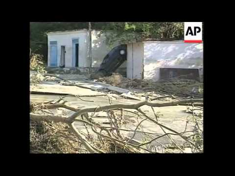 At least 37 people killed by floods in Novorossisk region