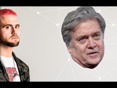 "Cambridge Analytica ""Whistleblower"": Did Steve Bannon Steal Facebook Data?"