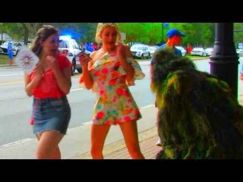 BUSHMAN PRANK AT TAYLOR SWIFT CONCERT