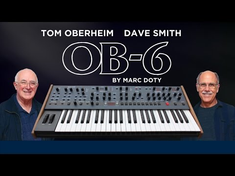 01-The DSI/Oberheim OB-6: Part 1- The Oscillators