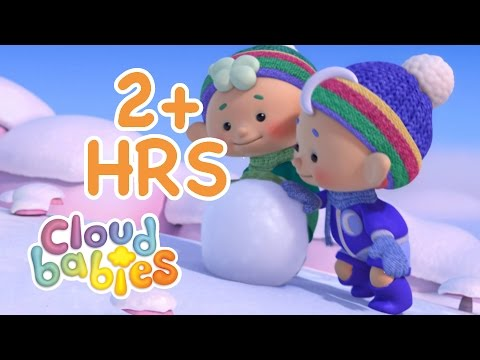 Cloudbabies | Wild Weather 2 Hour Compilation! | Cloudbabies Cartoon | Cute Cartoon for Kids