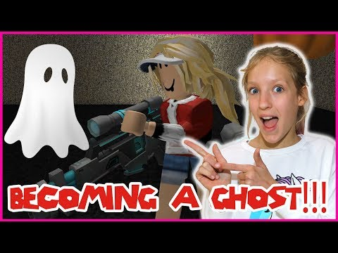 Becoming a GHOST and HAUNTING PEOPLE!