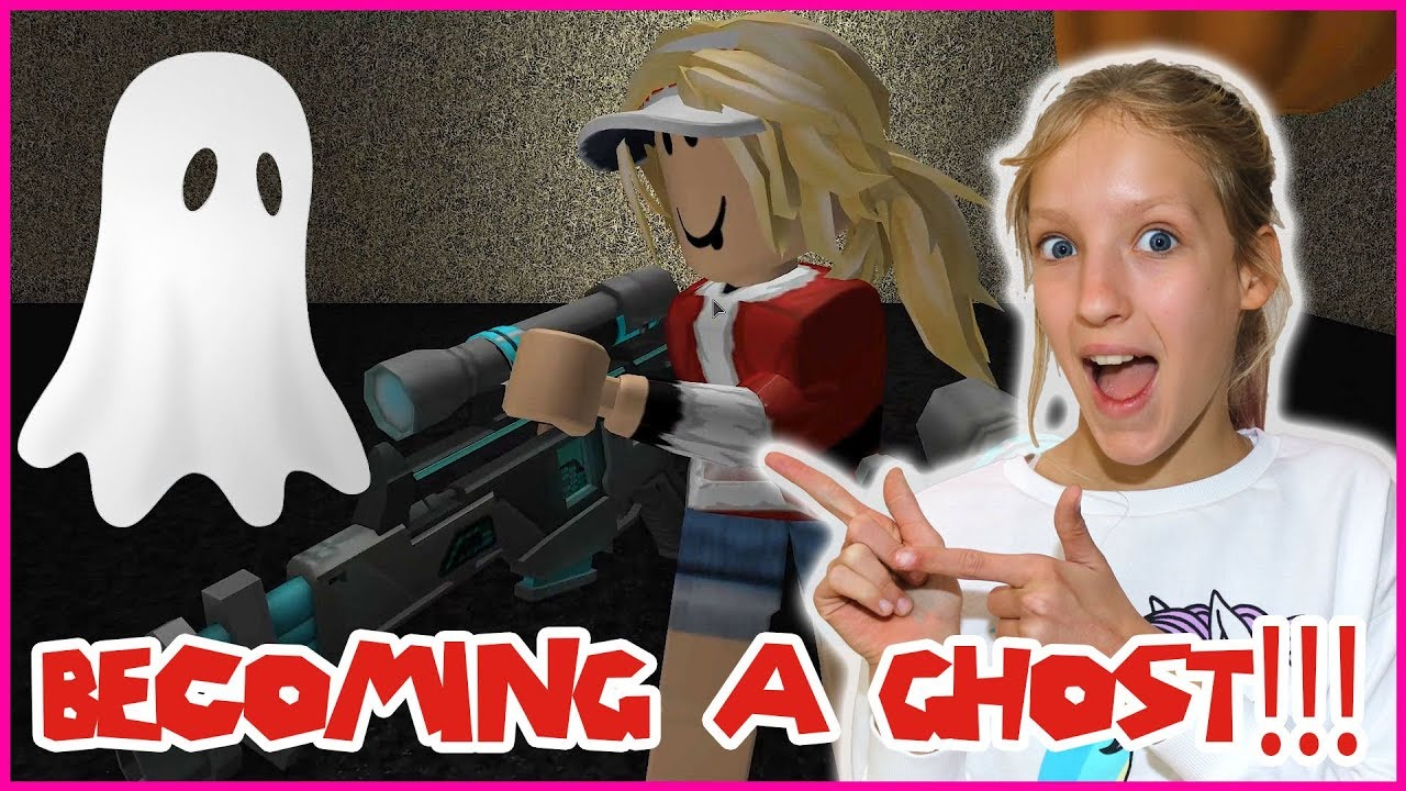Karinaomg Roblox Fashion Famous With Ronald Becoming A Ghost And Haunting People Youtube