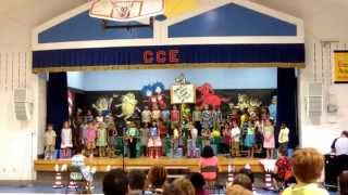 2013-2014 Cypress Cove Elementary Kindergarten Program
