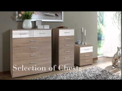 Saxony Bedroom Furniture