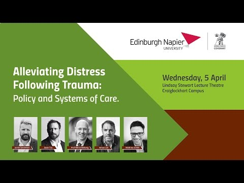 Aleviating Distress Following Trauma: Policy and Systems of Care.
