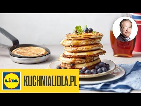 Amerykańskie Pancakes Prawdziwe John James Przepisy Kuchni Lidla