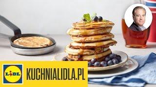 🇺🇸🍴 Amerykańskie pancakes - prawdziwe! - John James - przepisy Kuchni Lidla