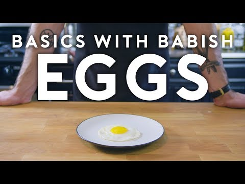 Eggs Part 1 | Basics with Babish