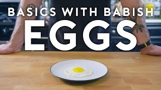 Download Eggs Part 1 | Basics with Babish Mp3 and Videos