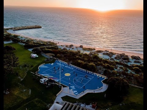 Most Amazing Outdoor Basketball Courts In The World