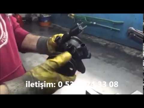 toyota corolla direksiyon pompasi tamiri - youtube