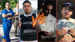 Sureño Rappers Vs. Norteño Rappers 2020