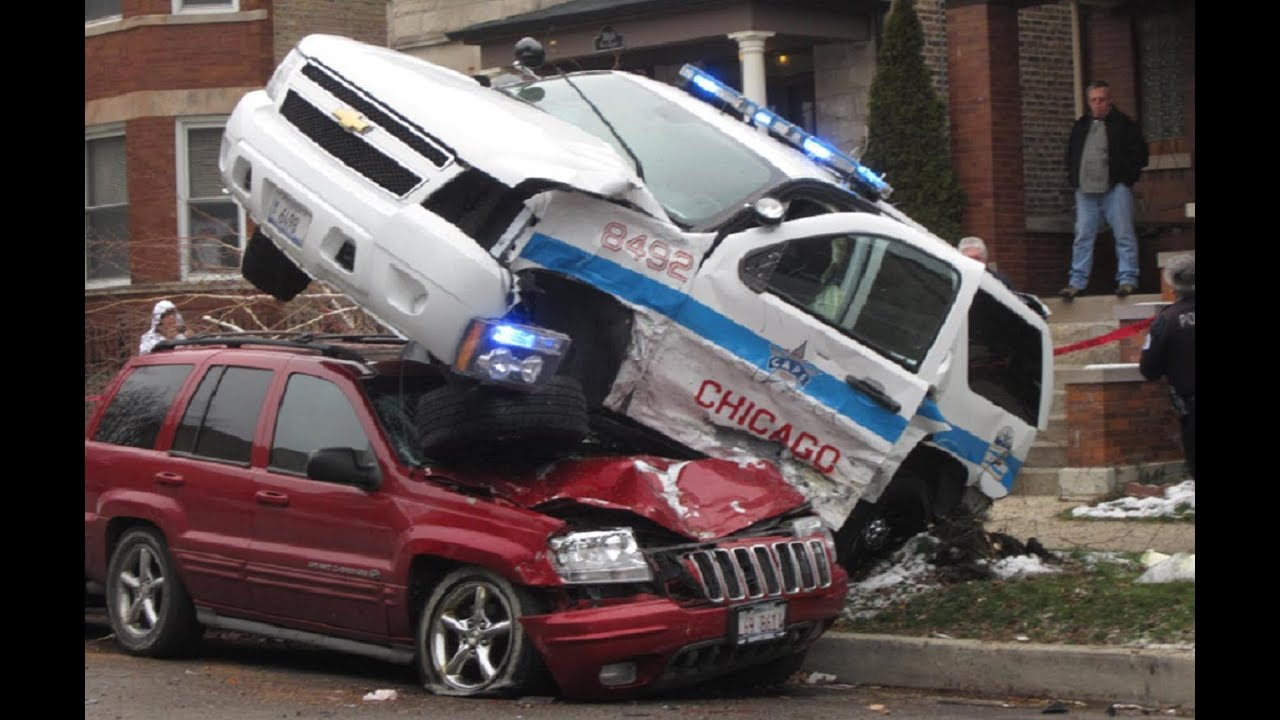 Ambulance And Police Cars Accidents Compilation 2013. (Do