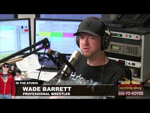 WWE star Wade Barrett - full interview